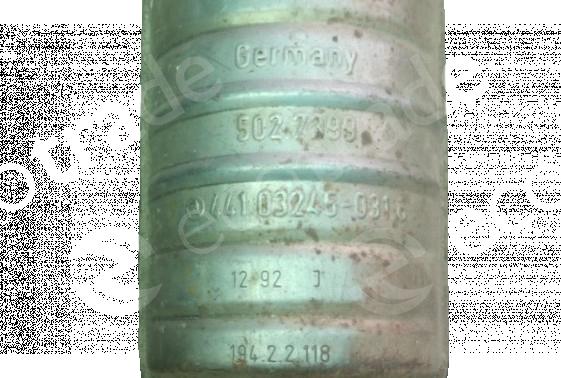 SkodaLeistritz5027399 0316Catalytic Converters