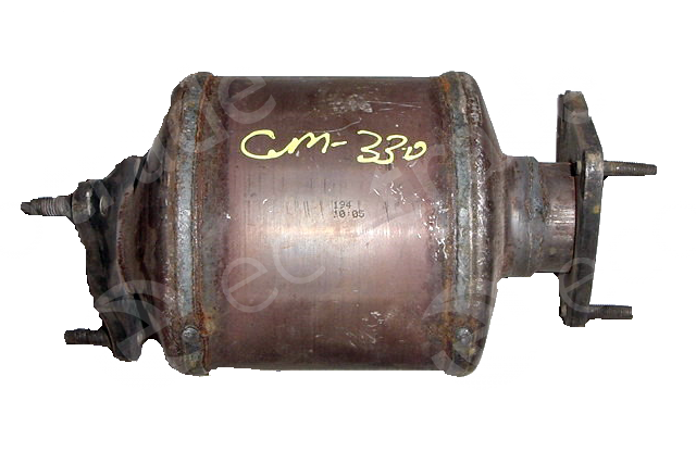 General Motors-20931546Catalytic Converters