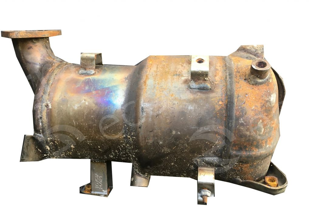 Toyota-26021 (CERAMIC + DPF)Catalytic Converters
