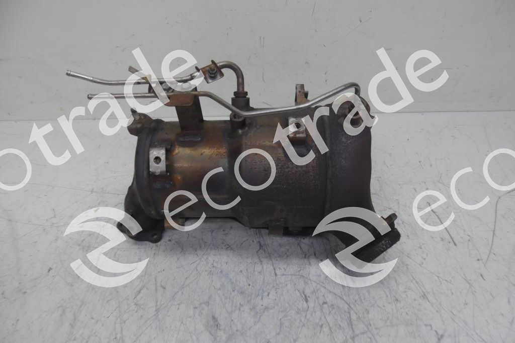Toyota-26031 (CERAMIC + DPF)Catalytic Converters