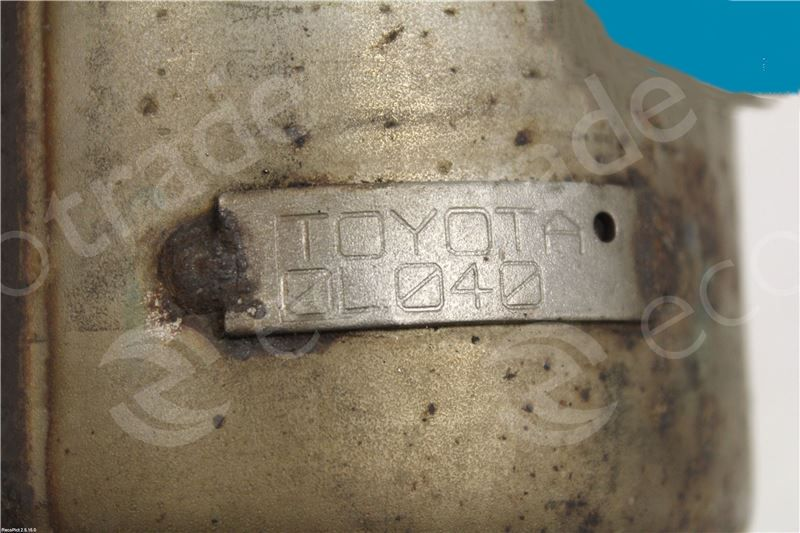 Toyota-0L040Catalytic Converters