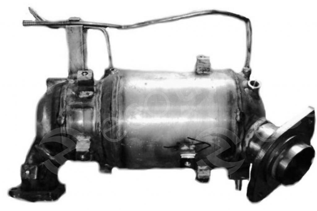 Toyota-0R020Katalysatoren