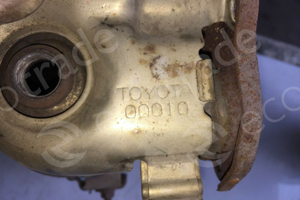 Toyota-0Q010Catalytic Converters