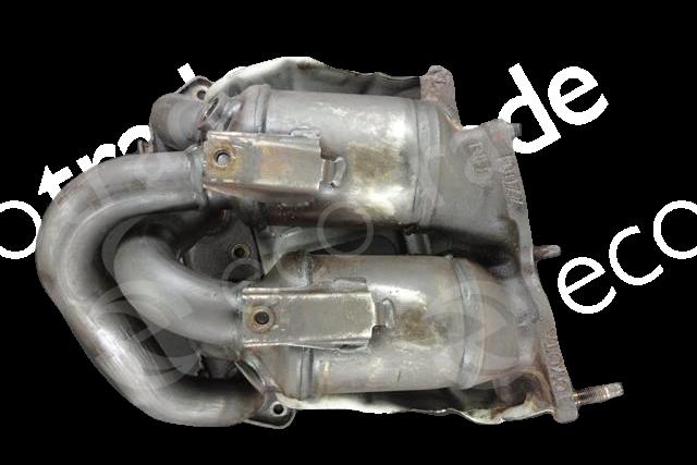 Toyota-ZZ001Katalysatoren