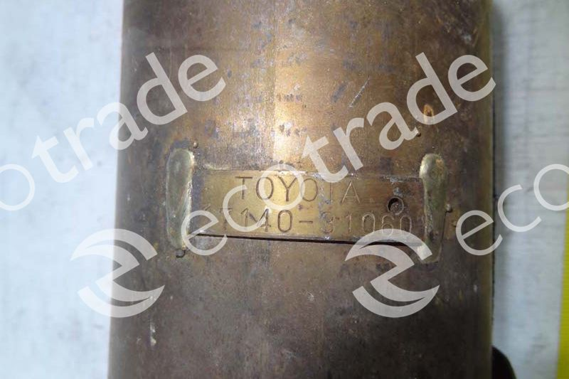 Toyota-17140-31060Catalytic Converters