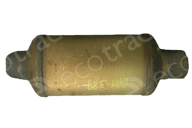 General Motors-12582329Catalytic Converters