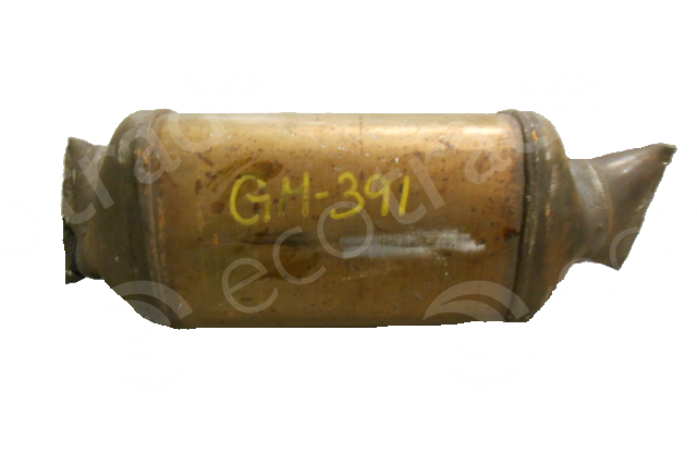 General Motors  10343185 Pots catalytiques