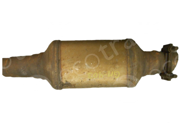 General Motors-12582030Catalytic Converters