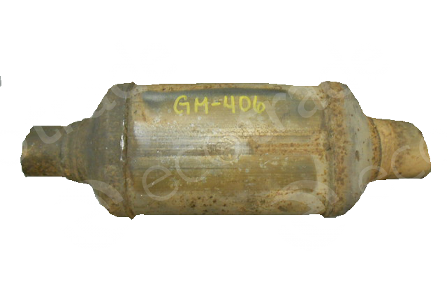General MotorsAC25165597Catalytic Converters