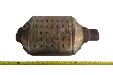 General Motors-25325538Catalytic Converters