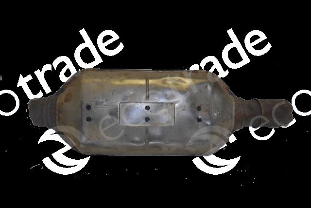 General Motors-25130599Catalytic Converters