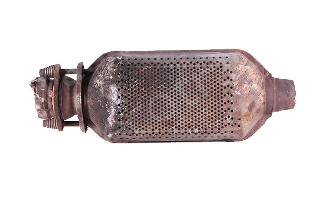 General Motors-25145126Catalytic Converters