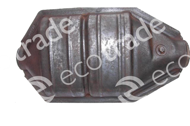 Volvo-432080Catalytic Converters