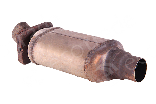 General Motors-12576374Catalytic Converters