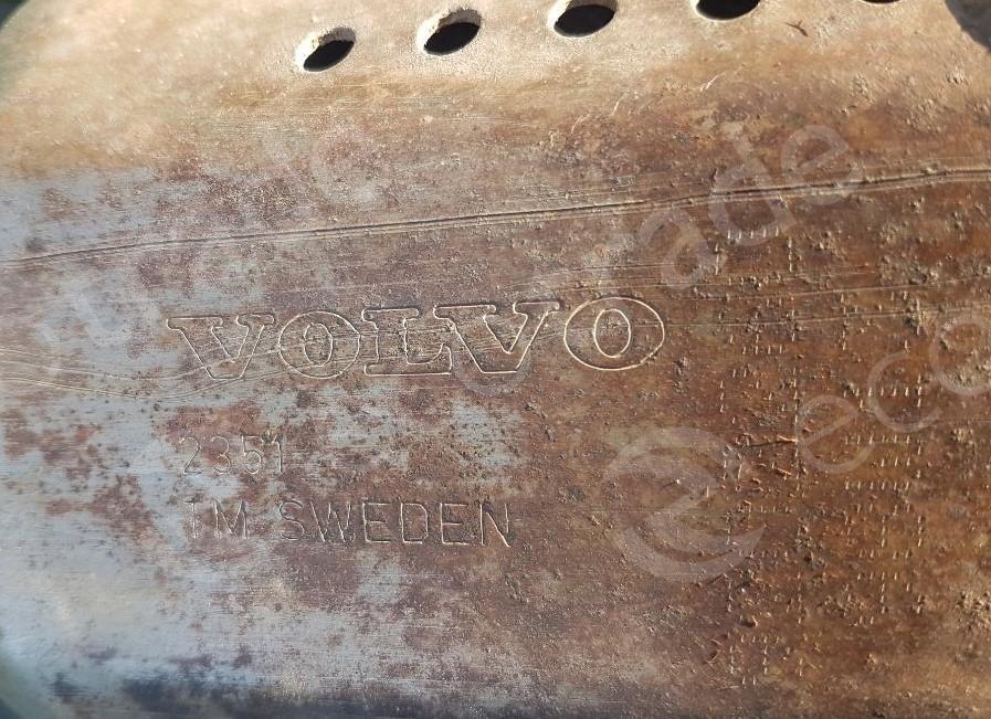 Volvo-9202260Catalytic Converters