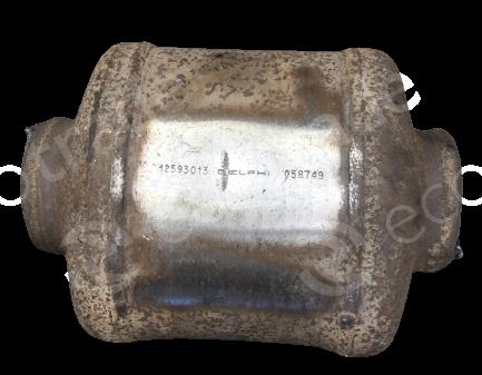 General MotorsDelphi12593013Catalytic Converters