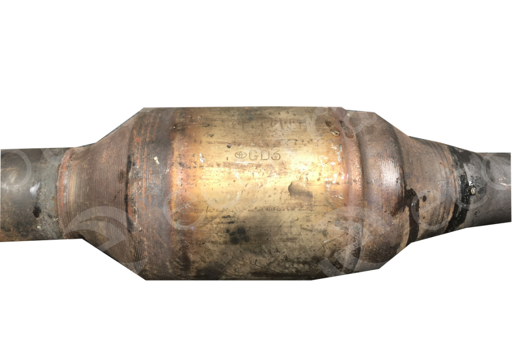 Toyota-GD3Catalytic Converters