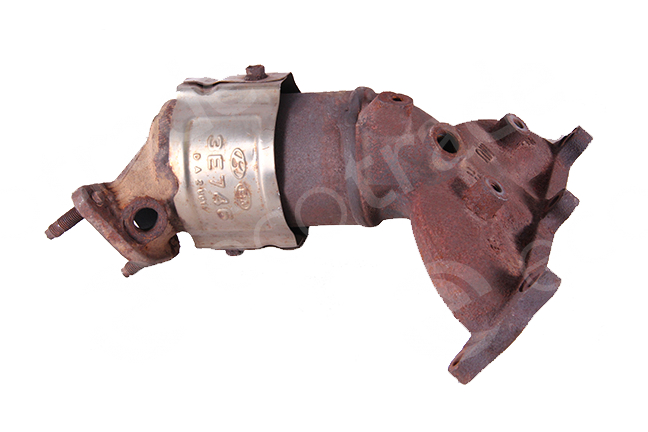 Hyundai  -  Kia3E746Catalytic Converters