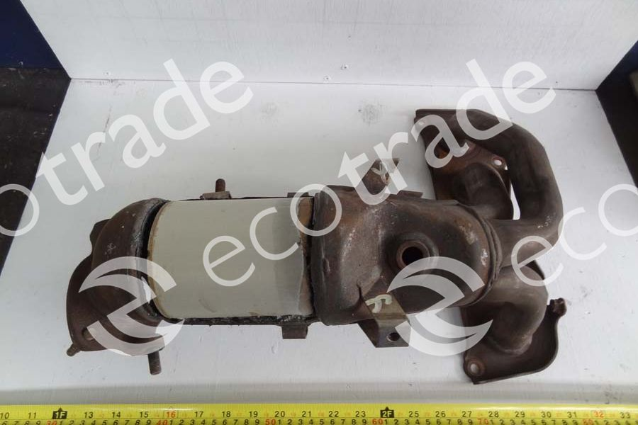 Toyota-0H040Catalytic Converters