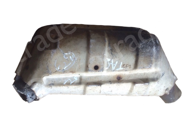 Mazda-6P1Catalytic Converters
