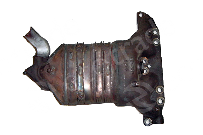 Nissan-21A3NCatalytic Converters