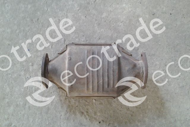 Toyota-25129240Catalytic Converters