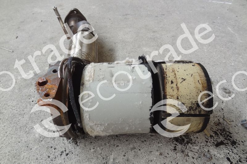 Mazda-13G09Catalytic Converters