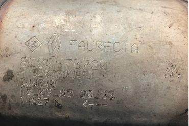 RenaultFaurecia8200373720 H8200395477Catalytic Converters