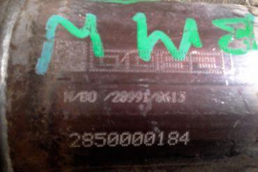 BMWBosal2850000184Catalytic Converters