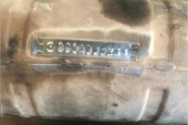 Chrysler-350ADWCatalytic Converters