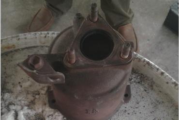 Daihatsu-01/7/63Catalytic Converters