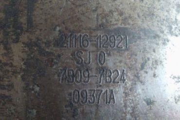 General Motors-21116-12921Catalytic Converters