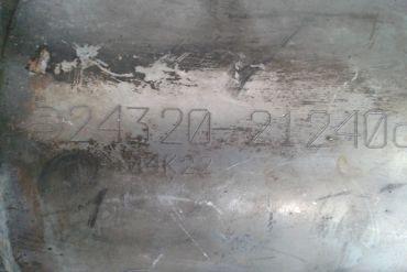 Ssangyong-24320-21240dKCatalytic Converters