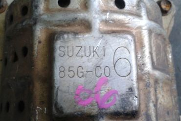 Suzuki-85G-C06Catalytic Converters