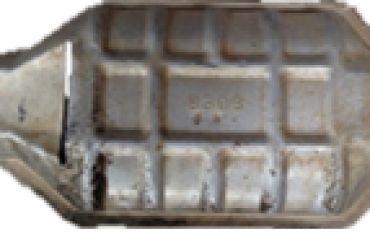 Suzuki-56B0Catalytic Converters