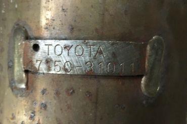 Toyota-17150-31011Catalytic Converters