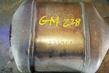 General Motors-25320352Catalytic Converters