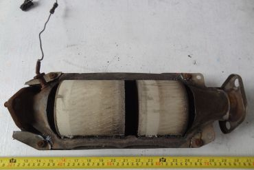 Honda-9 holes + 7 holes  (1 sensor)Catalytic Converters