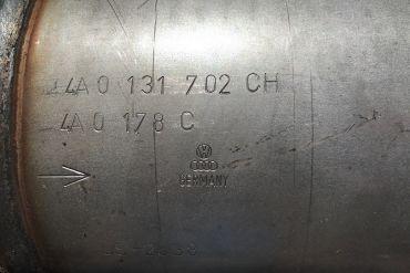 Volkswagen - Audi-4A0131702CH 4A0178CCatalytic Converters