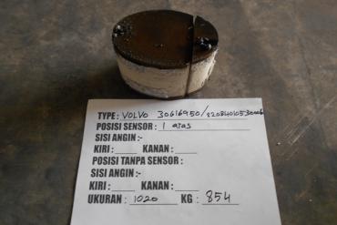 Volvo-30616950Catalytic Converters