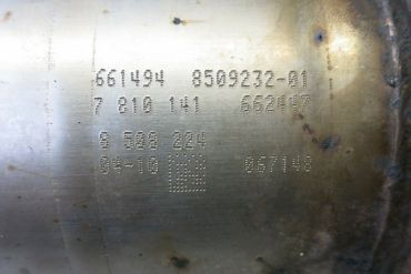 BMW-7810141 8508224Catalytic Converters