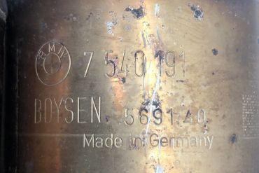 BMWBoysen7540191Catalisadores
