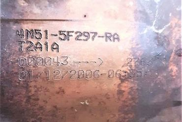 Ford-4M51-5F297-RACatalytic Converters