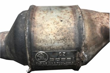 SkodaBosal6U0131701Catalytic Converters