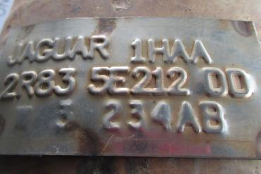 Jaguar-2R83 5E212 DDCatalytic Converters