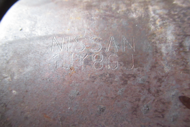 Nissan-1JY--- SeriesCatalytic Converters