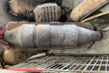 Ford-2C2C DC TACCatalytic Converters