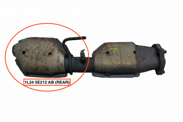 Ford-1L24 5E212 AB (REAR)Catalytic Converters