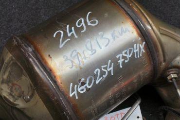 Volkswagen - AudiEberspächer4G0131765C 4G0181AB (DPF)Catalytic Converters