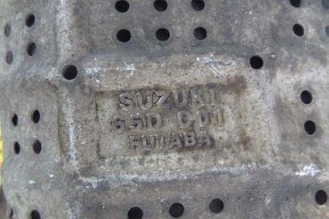 SuzukiFutaba65D-C01Catalytic Converters